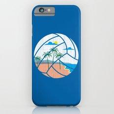Beach Volleyball iPhone 6 Slim Case