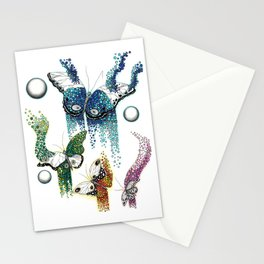 Emergiendo del caos Stationery Cards