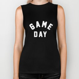 Womens Game Day Tank Top Comfortable Soft Game Day Sport Tank Soccer Basketball Football Hockey Biker Tank