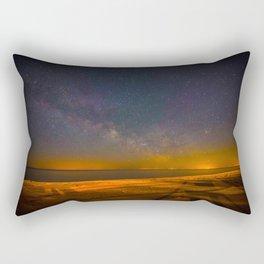 Oscoda Nights Rectangular Pillow