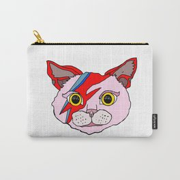 Heroes Cat Head Carry-All Pouch