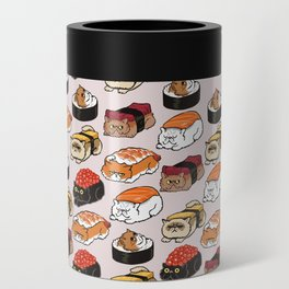 Sushi Persian Cat Can Cooler