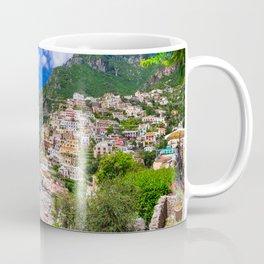 Amalfi Coast Italy Coffee Mug