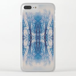 Abstraction, Home Clear iPhone Case