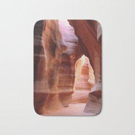 Sacred  Antelope Canyon Bath Mat