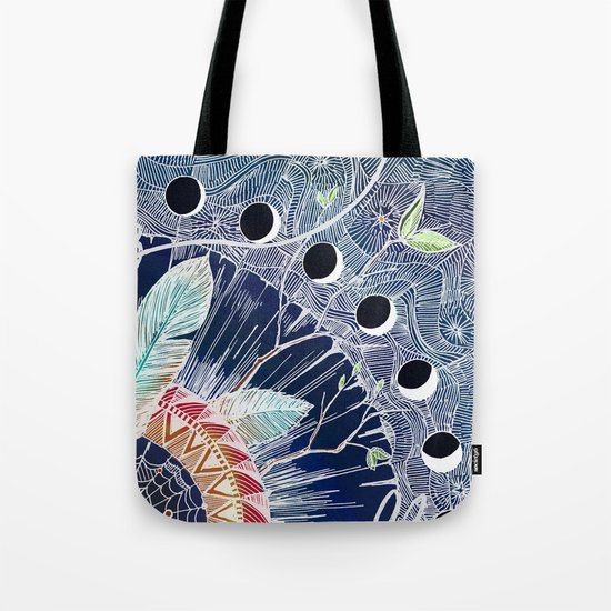Spin Me a Legend Tote Bag