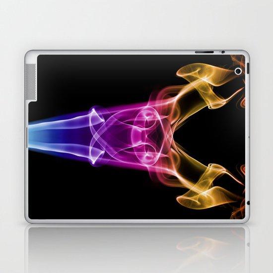 Smoke Photography #35 Laptop & iPad Skin
