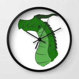 Cartoon Dragon Wall Clock
