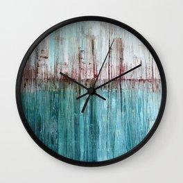 Mental Disaster Wall Clock