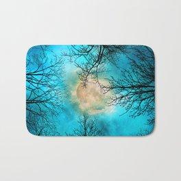 Werewolf Moon Bath Mat