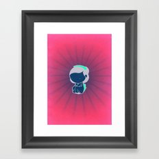 dakTot Framed Art Print