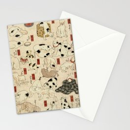 How Cats Do Stationery Cards