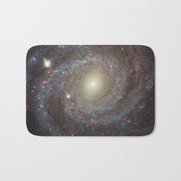 Spiral Galaxy NGC 3344 Bath Mat