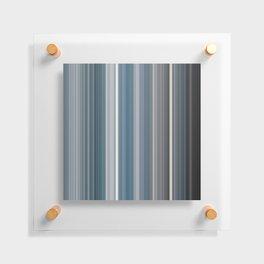 Scanline   Ocean 100 Floating Acrylic Print