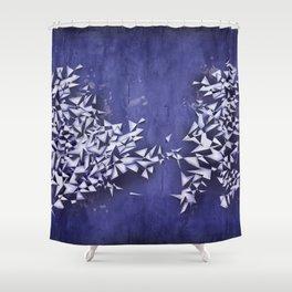 Tanzanite Shower Curtain