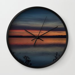 Another colorful morning Wall Clock