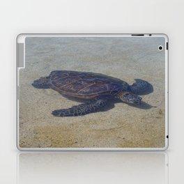 Honu Swimming Laptop & iPad Skin