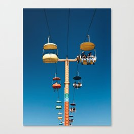 Summer Feels Canvas Print