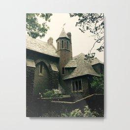 Hammond Castle Metal Print