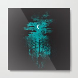 Gates Of Heaven Metal Print
