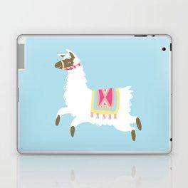 Leaping Llama Laptop & iPad Skin
