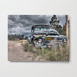 Dakota Hills International Metal Print