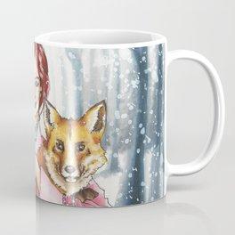 Fox Girl Coffee Mug