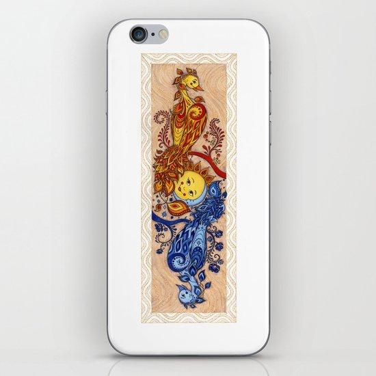 Carpe Diem, Carpe Noctem iPhone & iPod Skin
