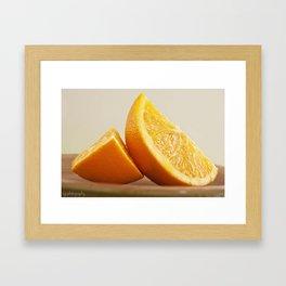 {Fresh} Framed Art Print
