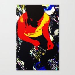Tijuana Kaowboi Canvas Print