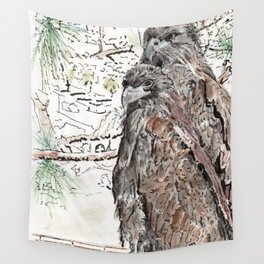 Southwest Florida Eagles Wall Tapestry