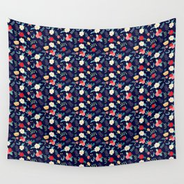 Bloom Where You're Planted Wall Tapestry