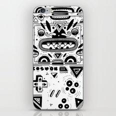 Costok 1 iPhone & iPod Skin