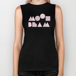 Moon Beam Biker Tank