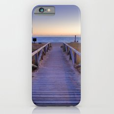 The path..., the beach.... Slim Case iPhone 6s
