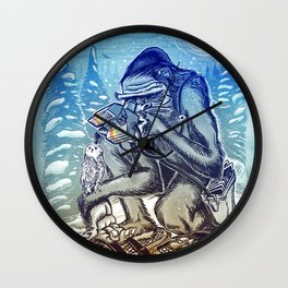 A Rare Find Wall Clock