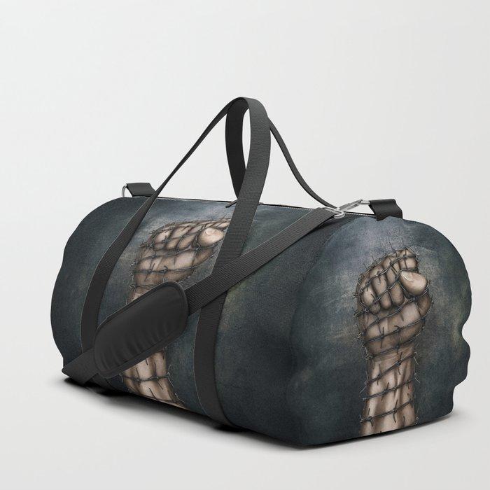 Hard Religion Duffle Bag