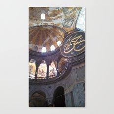 Hagia Sofia Canvas Print
