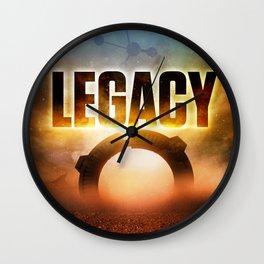 Legacy Jumpgate Wall Clock