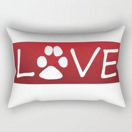 The Greatest Love Rectangular Pillow