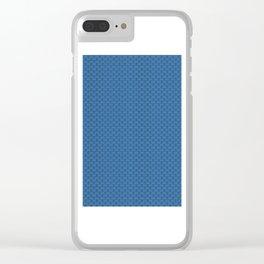 Cap America Scales Clear iPhone Case
