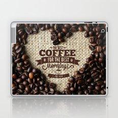Coffee Love Laptop & iPad Skin