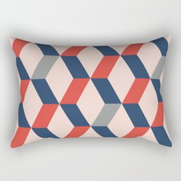 Geometric No.1 Rectangular Pillow