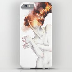 Flaming forests .33 Slim Case iPhone 6s Plus
