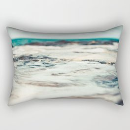 Kauai Sea Foam Rectangular Pillow