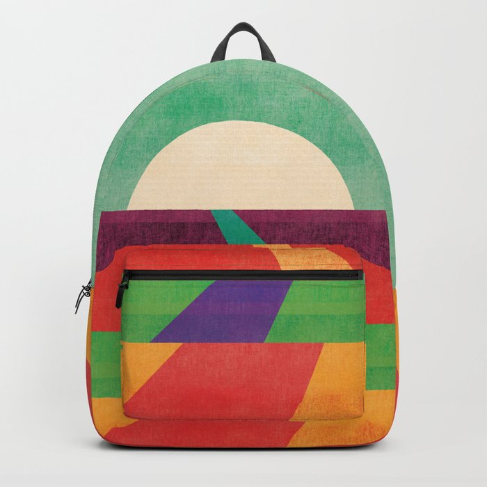 The path leads to forever Backpack