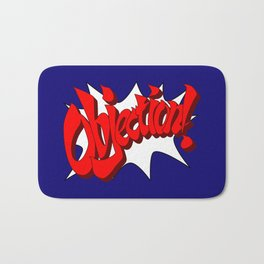 ACE ATTORNEY PHOENIX WRIGHT: OBJECTION! Bath Mat