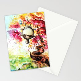 """""""In the red tree"""" Stationery Cards"""