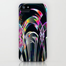 Crystal Object iPhone Case