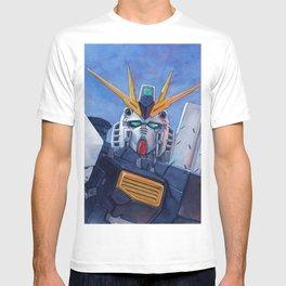 Nu Gundam 2 T-shirt